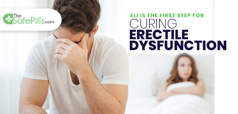 Eli is the First Step for Curing Erectile Dysfunction